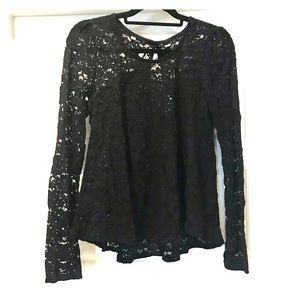 Pins & Needles Lace Blouse